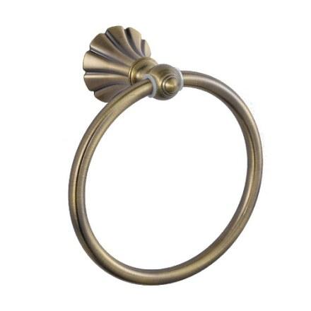 Держатель полотенца кольцо под БРОНЗУ MAGNUS
