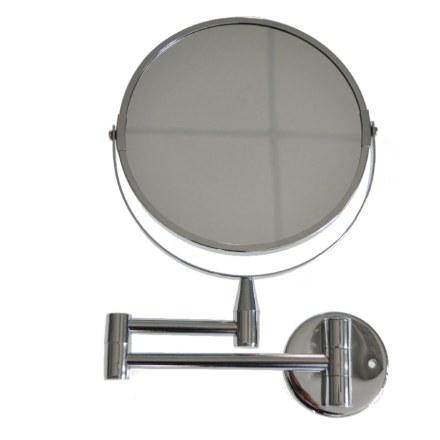 Зеркало косметическое настенное большое, раздвижное75270-1