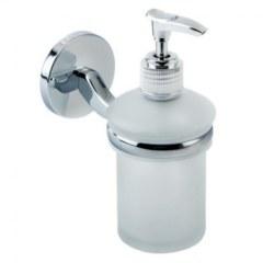Дозатор для жидкого мыла CHROMA BISK 01434