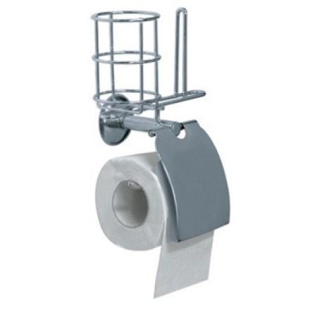 держатель туалетной бумаги,освежителя и запасного рулона LIDER 1078