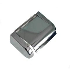 Держатель туалетной бумаги с экраном BRIMIX модель премиум 79903