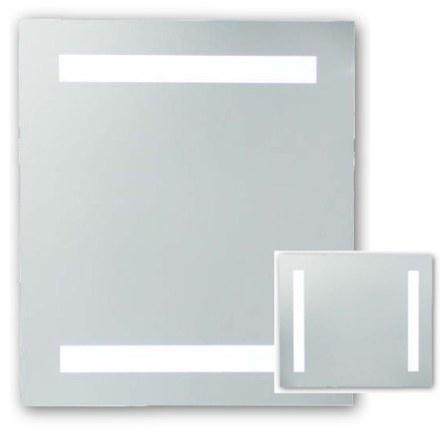 Зеркало горизонтальное + вертикальное  650х750мм  40651