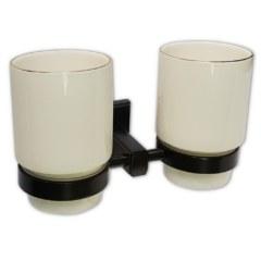 стаканы с креплением к стене под МЕДь GFmark 98160