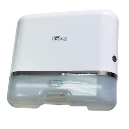 GFmark – Контейнер для бумажного полотенца на две пачки с ключом  911