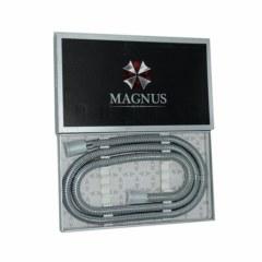 """MAGNUS – Шланг душевой 1/2 """" армированный 1,5 м.   код: 3788"""