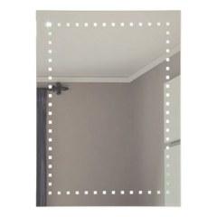 Зеркало с внутренней подсветкой 600Х800   45401
