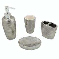 Коллекция керамическая хромированная САНАКС 20812
