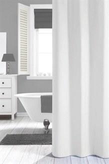 Штора для ванной  MADEIRA ТХТ белая 240Х200 SEALSKIN