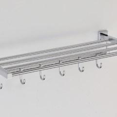Полка для полотенец 40см Savol S-409544