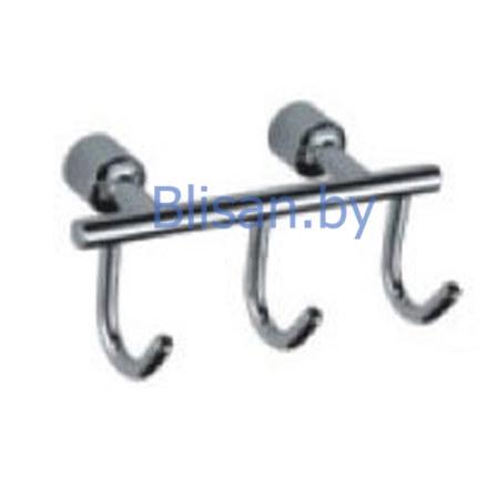 Планка с крючками (3 крючка) KH-005253