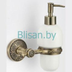 Дозатор для жидкого мыла SAVOL бронза S-005831C