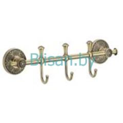 Планка с крючками (3 крючка) SAVOL S-005873C