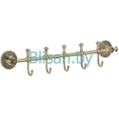 Планка с крючками (5 крючков) SAVOL S-005875C