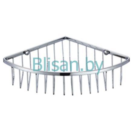 Полка решетка угловая одинарная S-002514-1