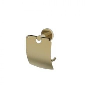 Держатель туалетной бумаги бронзовый Bronze KAISER KH-4100