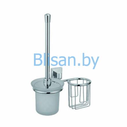 Держатель для туалетного ёршика и освежителя воздуха SAVOL S-L09594