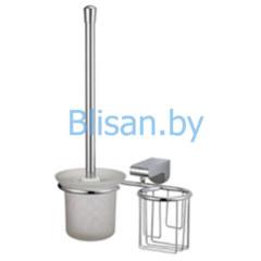 Держатель для туалетного ёршика и освежителя SAVOL S-L07394