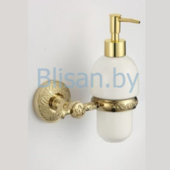 Дозатор для жидкого мыла SAVOL золото S-005831В