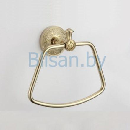 Держатель для полотенец кольцевой SAVOL S-005860В