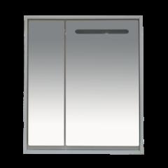 Шкаф с зеркалом для ванной Misty Барселона 75 / П-Брс02075