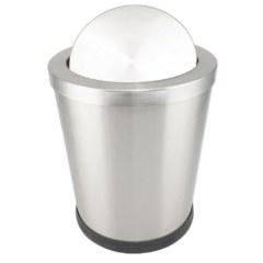 Ведро для мусора крышка-качели 12л  САНАКС 11212