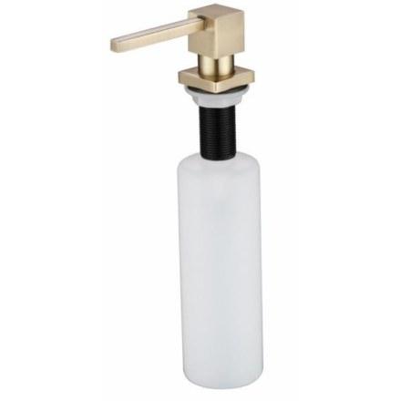 Дозатор для жидкого мыла бронзовый Kaiser KH-3021
