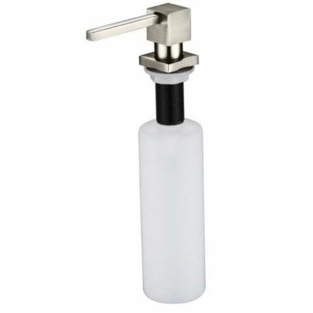 Дозатор для жидкого мыла серебро Kaiser KH-3025