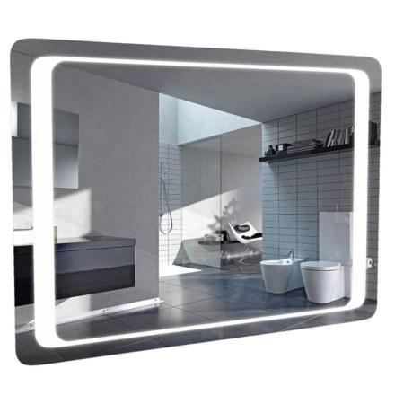 Зеркало Омега 100*70 АКВА РОДОС  131027
