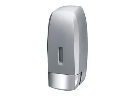 Дозатор для жидкого мыла (антисептика)матовый BISK 1000 мл 02281