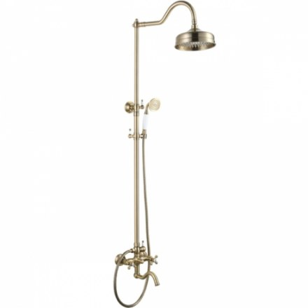 Душевая система kaiser Carlson Style 44482-1 Bronze