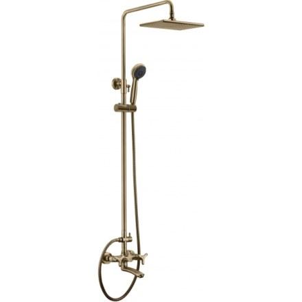 Душевая система Kaiser Trio 57288 Bronze