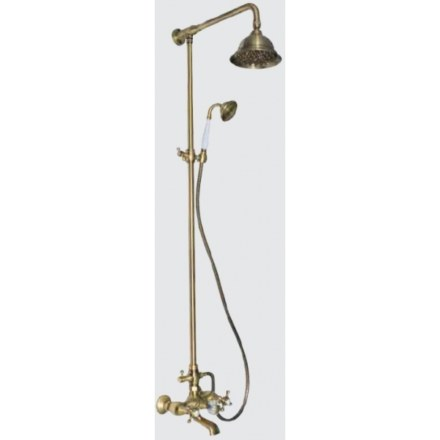 Душевая система Kaiser SXP-90-02/90190-2 Bronze