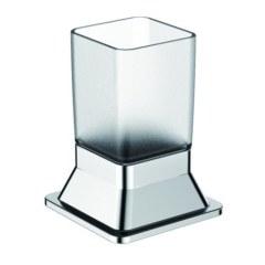Стакан настольный (стекло) Kaiser KH-1135 хром