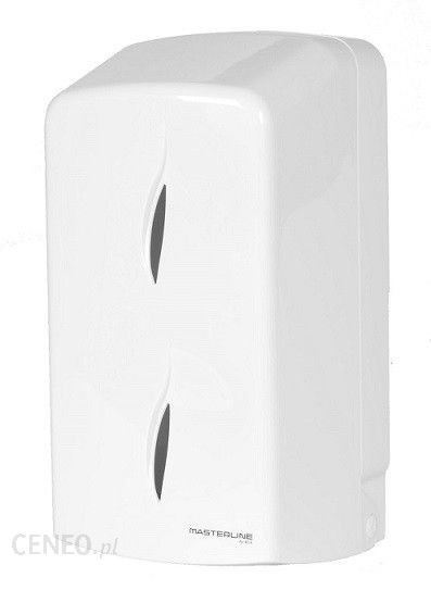 Диспенсер туалетной бумаги универсальный (рулон/пачка) BISK 04305