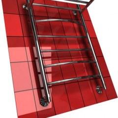 Полотенцесушитель Двин FG 400×1000 с полочкой