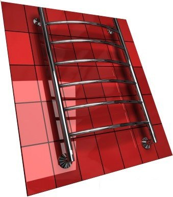 Полотенцесушитель Двин R 500×1000
