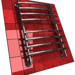 Полотенцесушитель Двин R Twist 500×1000