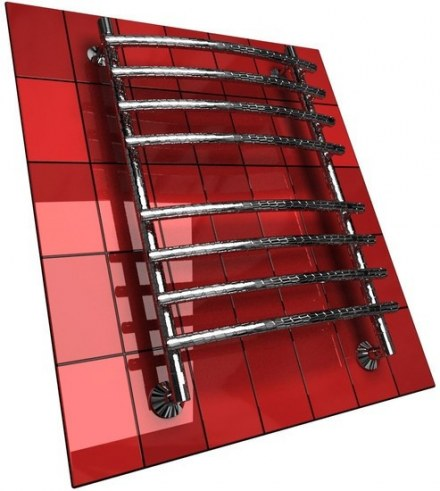 Полотенцесушитель Двин R Twist 500×800