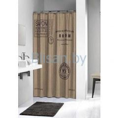 Штора для ванной комнаты 180*200 Savon De Provence Linen Нидерланды