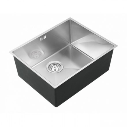 Мойка нержавеющая для кухни Kaiser 530x430x220 KSM-5343