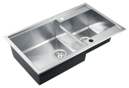 Мойка нержавеющая для кухни Kaiser 860x500x220 KT2M-8650