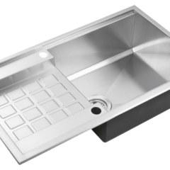 Мойка нержавеющая для кухни Kaiser 860x500x220 KTM-8650