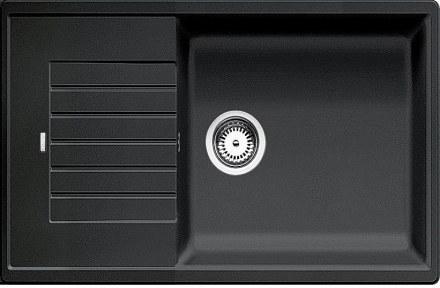 Мойка из силгр. BLANCO ZIA XL 6 S Compact антрацит