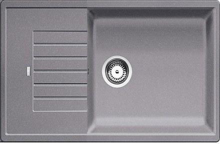 Мойка из силгр. BLANCO ZIA XL 6 S Compact аллюметаллик