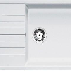 Мойка из силгр. BLANCO ZIA XL 6 S Compact белый