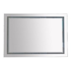 Зеркало Misty Неон 2 LED 1200×800 клавишный выключатель