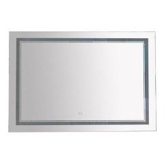 Зеркало Misty 2 Неон LED 1200х800 сенсор на зеркале  (двойная подсветка)