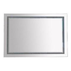 Зеркало Misty Неон 2 LED 120×80 сенсор на корпусе
