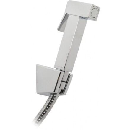 Гигиенический набор металлический квадратный Kaiser SH-341 хром