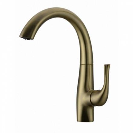 Смеситель для кухни Kaiser Comba 48033-1 Bronze